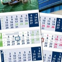 Календар 3 тела Лайт