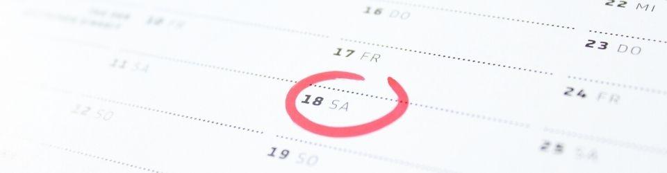 Календар Великденски празници- Почивни дни за Великден 2020 - 2021