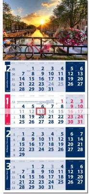 Календари 4 тела Лайт