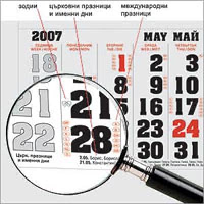 Тела за работен календар JP