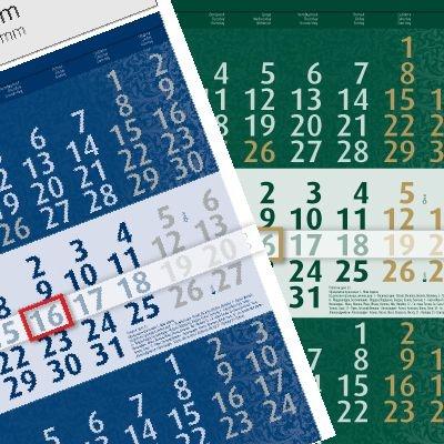 Луксозни работни календари