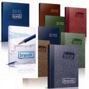 Календар бележници с индивидуални корици, рекламни тефтери, цветни бележници